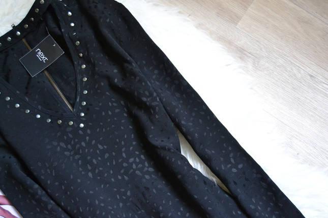 Новое платье с вырезом-чокером Next, фото 2