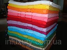 Полотенце махровое БРАТИСЛАВА 40*70 оранжевий, фото 2
