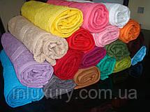 Полотенце махровое БРАТИСЛАВА 40*70 насичено-рожевий, фото 3