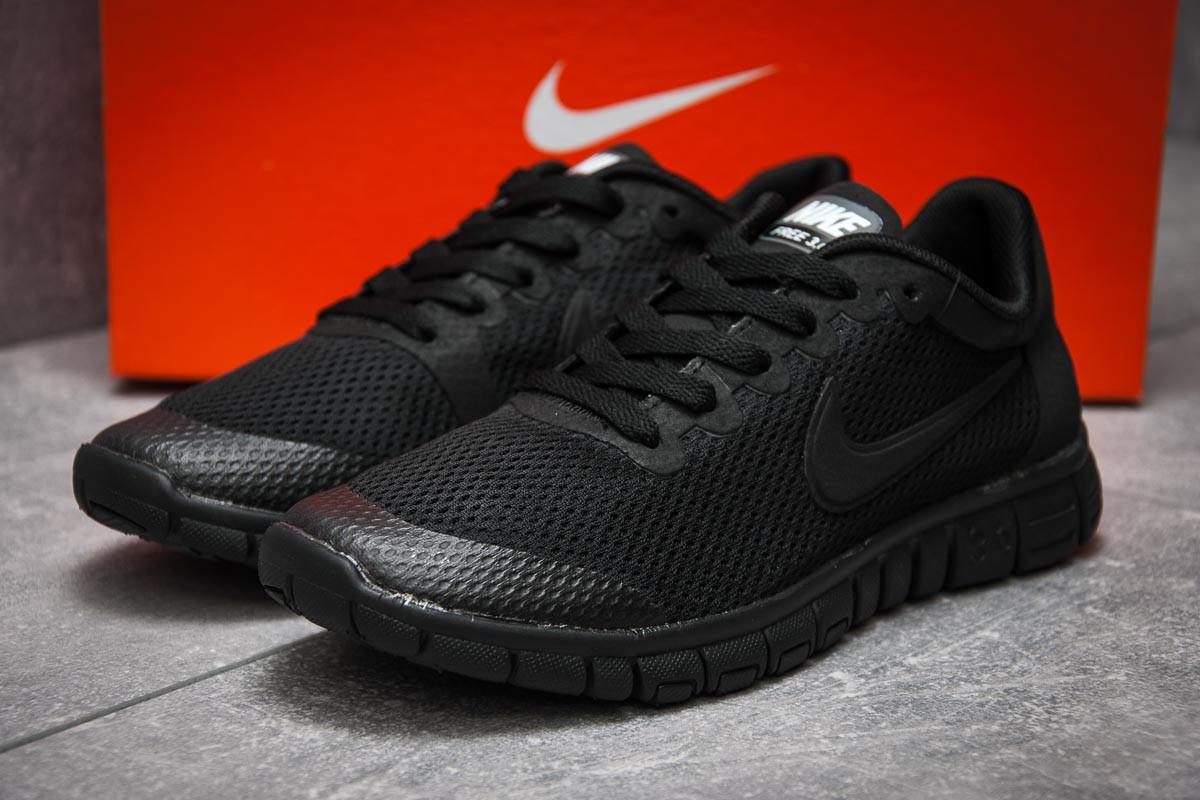 Кроссовки женские Nike Air Free 3.0, черные (12998), р. 36 - 40