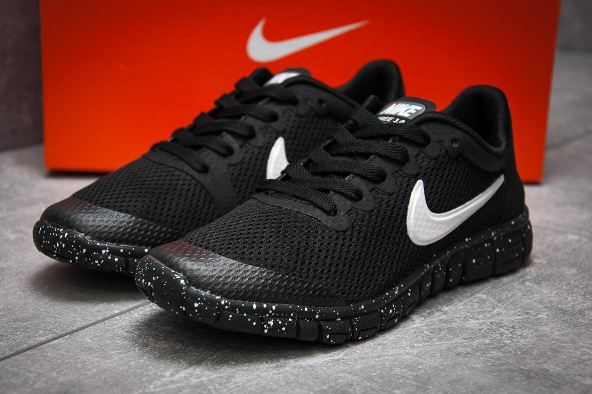 Кроссовки женские Nike Air Free 3.0, черные (12999), р. 36 - 40