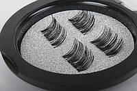 Магнитные ресницы 1 магнит на уголки, фото 1