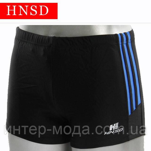 Мужские купальные плавки HNSD арт.5805-синий