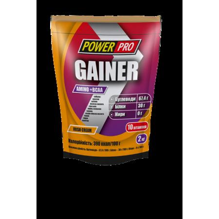 Гейнер Power Pro Gainer 2 кг