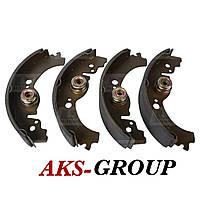 Задние тормозные колодки с эксцентриком на ВАЗ 2103, 2106  LSA LA 2103-3502090