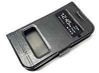 Чехол книжка с окошками для Samsung Galaxy Ace 2 i8160