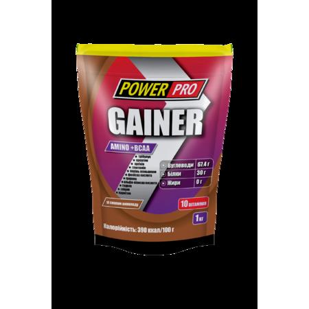 Гейнер Power Pro Gainer 1 кг