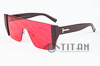 Очки Солнцезащитные женские TOM FORD 97375 RED, фото 1