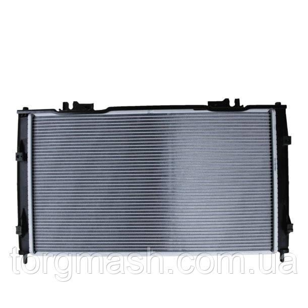 """Радиатор охлаждения двигателя  """"Halla""""  LUZAR  для ВАЗ 2170, 2171, 2172 """"Lada Priora"""""""
