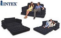 Надувной диван-Intex