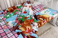 Детский комплект в кроватку Детство, фото 1