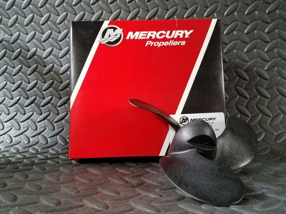 Винт гребной  Mercury 7-3/8x7 (2.5-3.3 л.с.) пластик