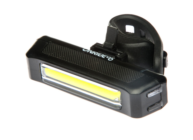 Передний фонарь велосипедный Onride Blaze, на аккумуляторе
