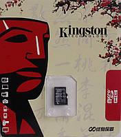 Карта памяти Kingston microSD 16 gb (class 10)
