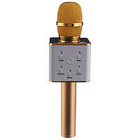 Микрофон-караоке беспроводной Bluetooth (Q7)