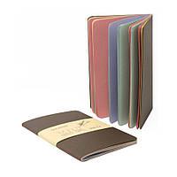 Блокнот для рисунка SMILTAINIS IDEA А5, 80г/м2, 48 листов, 4 цвета бумаги  5KN-48ST