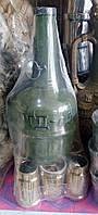 Штоф Граната РГД 0,5 - бутылка в виде гранаты + 6 стопок.
