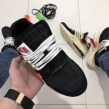 Мужские кроссовки Nike air presto x off-white, фото 3