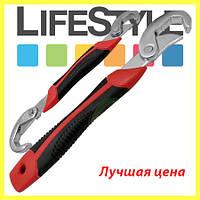 Универсальный ключ разводной Snap'N Grip гаечный (2 шт)