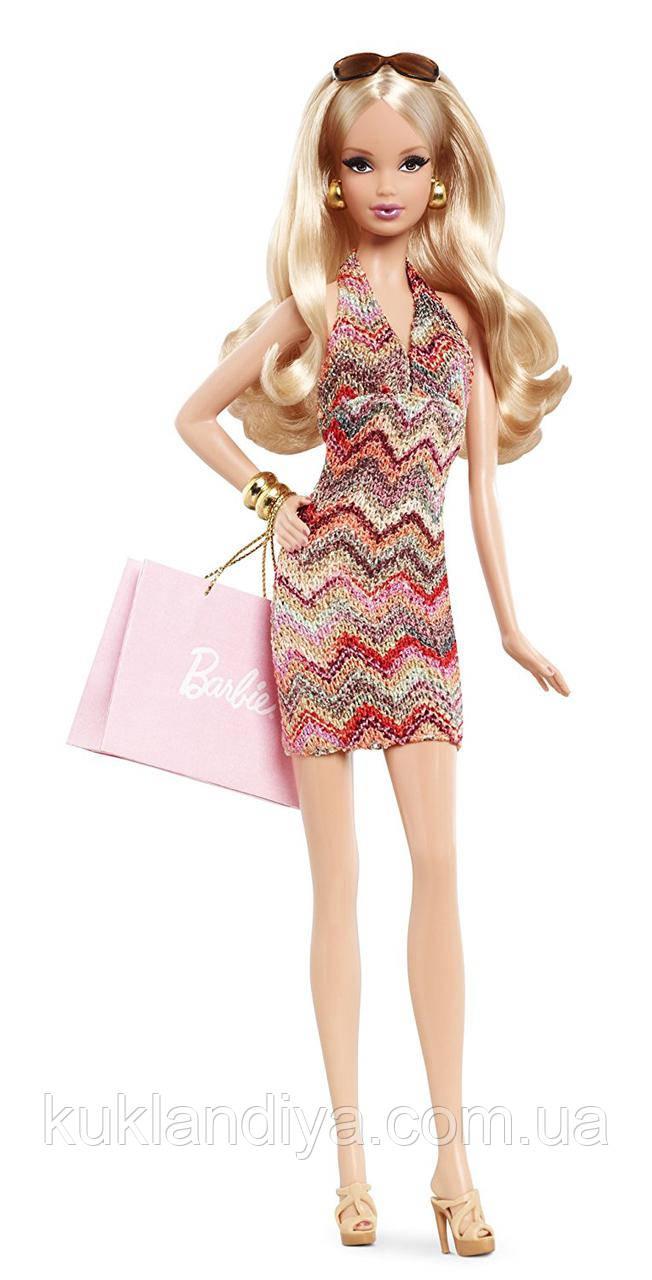 Коллекционная кукла Барби - Collector The Barbie Look Шоппинг в городе