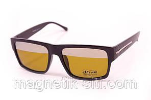 Очки водительские Drive Темно-коричневые (4692)
