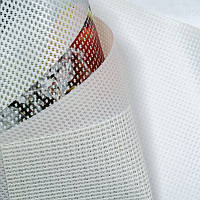Баннерная Сетка Standard ПВХ Mesh 360г/м2 12*12 с подложкой, рулон 3,20*50м (160м2)