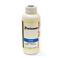 Чернила Resistant Cyan, 1л., майлдсольвентные