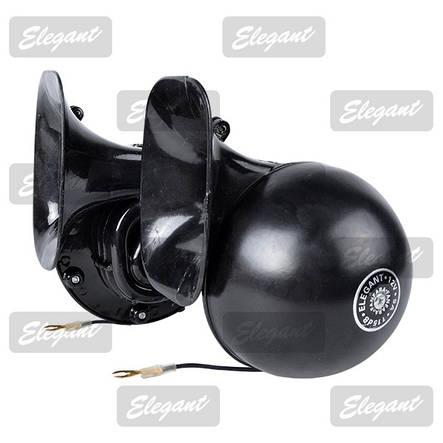 Сигнал автомобильный звуковой Elegant EL 100 791, фото 2