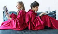 Хит 2018 года Плед с рукавами Snuggle одеяло с рукавами