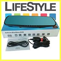 Зеркало-видеорегистратор заднего вида Vehicle Blackbox DVR Full HD!