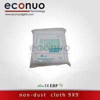 Безворсові серветки 9х9 (150 шт)