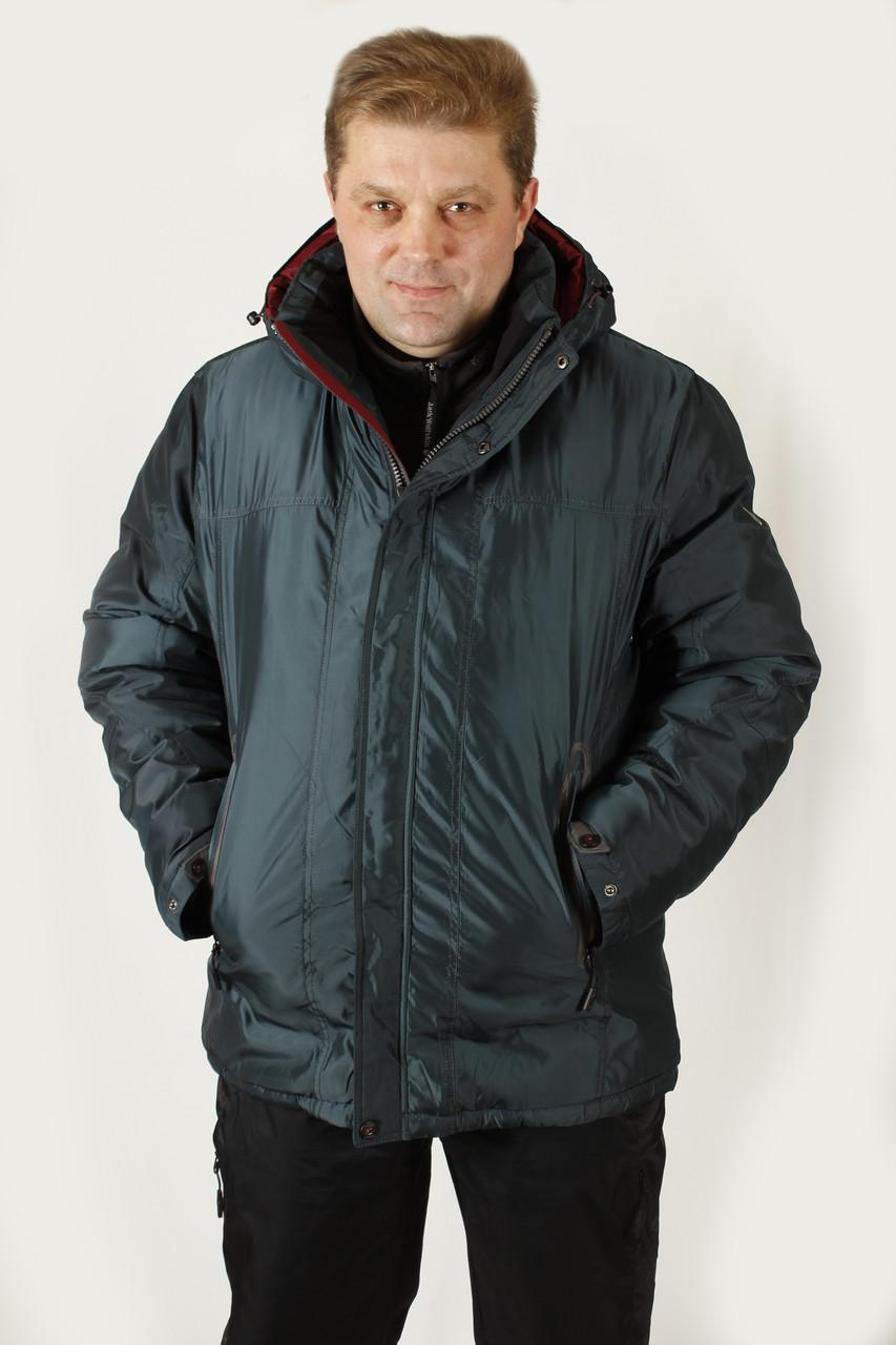 Куртка мужская зимняя Avecs Размеры 56 58 60 62
