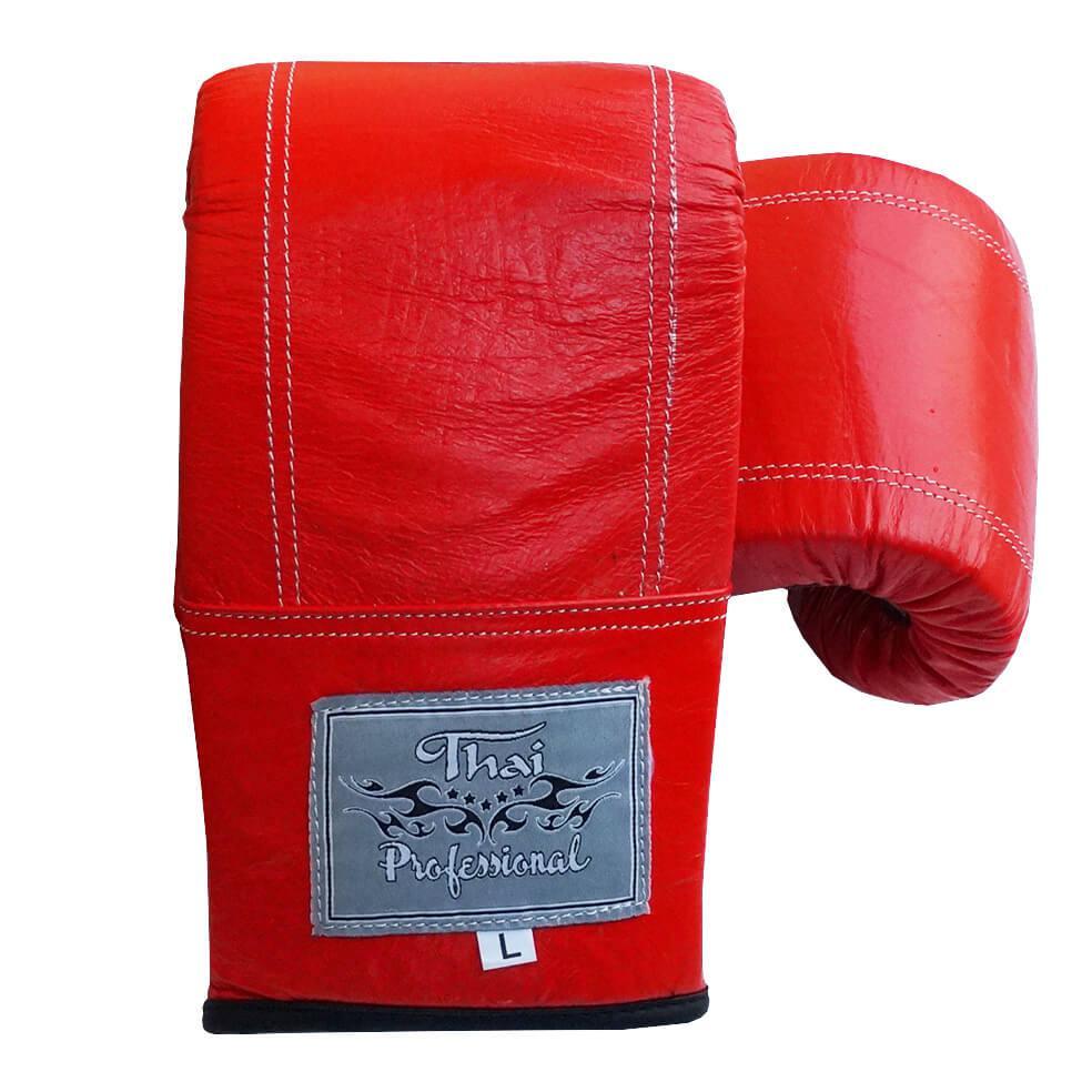 Снарядные перчатки Thai Professional BG6 Красные