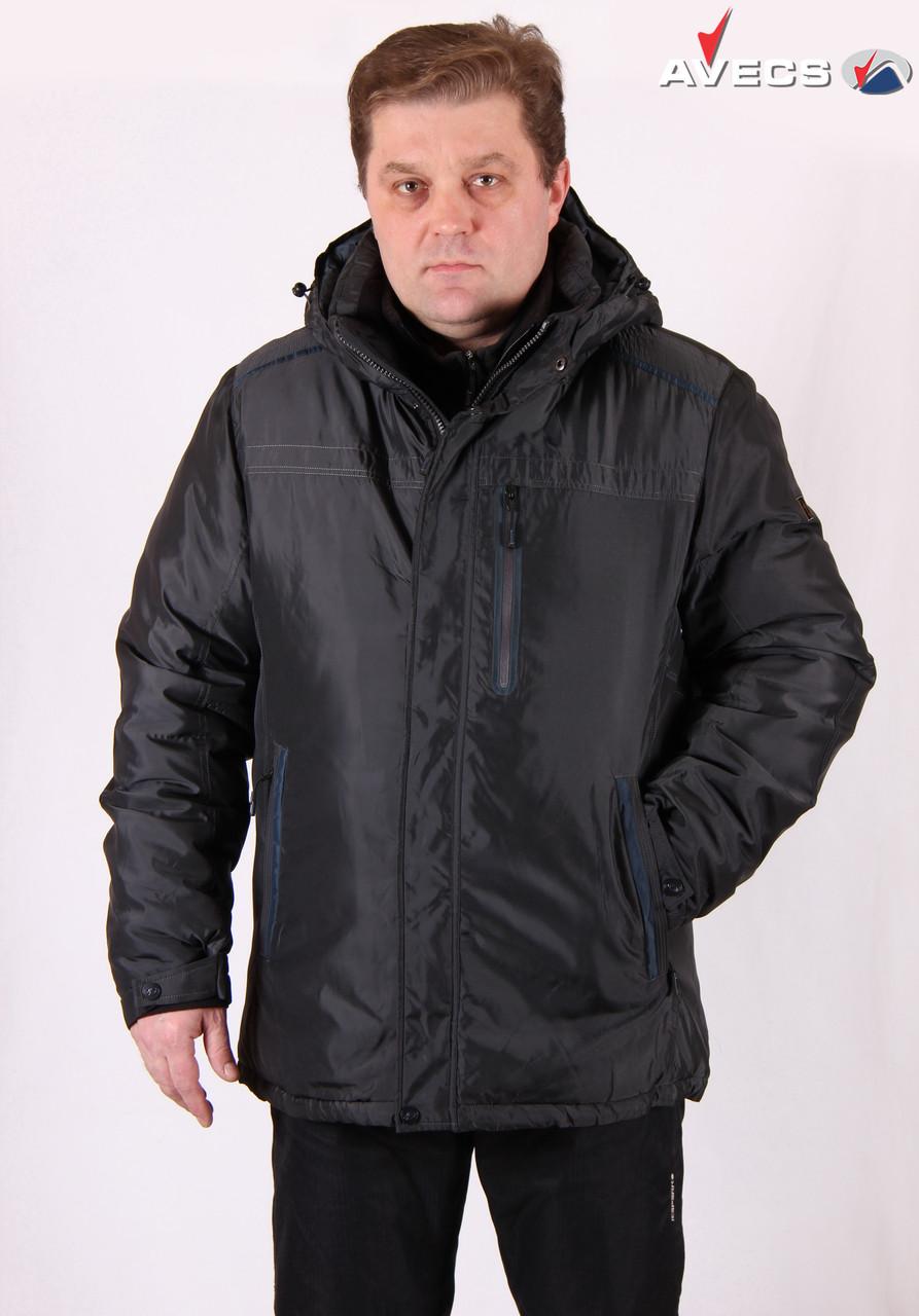 Куртка мужская зимняя Avecs Размеры 58 60 62