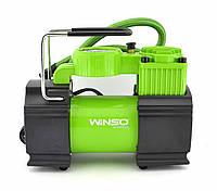 Автомобильный компрессор Winso с фонариком , фото 1