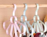 Вешалка - органайзер для ремней, галстуков, шарфов, платков, поясов