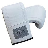 Снарядные перчатки Thai Professional BG6 Белые
