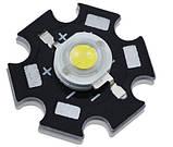 Потужний світлодіод 1Вт білий (3200К/4500К/6500К), фото 4