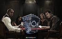 "3Д лампа ""Покер"" 3DTOYSLAMP, фото 1"