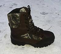 Ботинки для охотника LaCrosse  800gr Thinsulate  -55С  (USA-10-28см/11-29см), фото 1