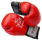 Боксерские перчатки Thai Professional BG5VL Red, фото 2