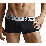 Мужские трусы, боксерки Calvin Klein (серый цвет, размер - L), фото 2