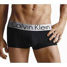 Мужские трусы, боксерки Calvin Klein (черный цвет, размер - L)