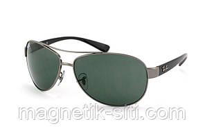 Очки Ray-Ban Active Lifestyle RB3386 004/71 Серо-зеленый