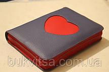 Обложка для Библии с сердцем 16х24см, фото 3