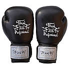 Боксерские перчатки Thai Professional BG5VL Black, фото 2