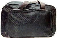 Дорожные сумки, саквояжи ТЕКСТИЛЬНЫЕ (черный)29*46
