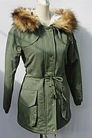 Женская куртка Осень - Зима (Parkas) Xinnuhuang.