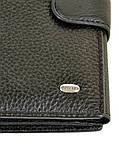 Мужской кожаный кошелек портмоне правник Dr.Bond Под документы натуральная кожа, фото 2