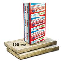 Минвата KNAUF Профитеп 100мм Норма, 6м2 в упаковке плиты